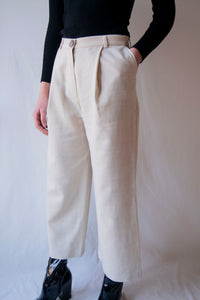 ZELAI wide pants