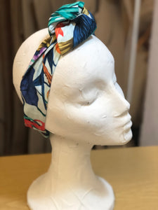 Turban - Flower Multi - Lantoki