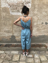 BIDE jumpsuit - light blue - Lantoki