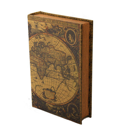 Book Box - Atlas - Work Home Play