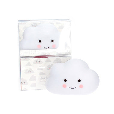 Portable Night Light - White Cloud - Work Home Play
