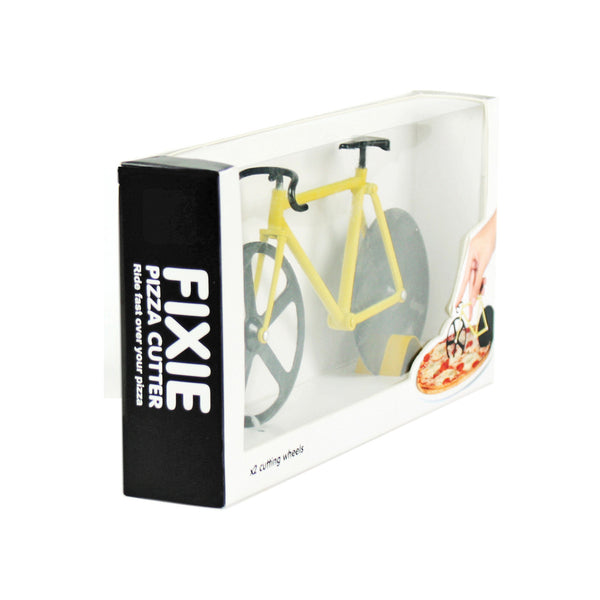 Fixie Pizza Cutter - Bumblebee - Work Home Play