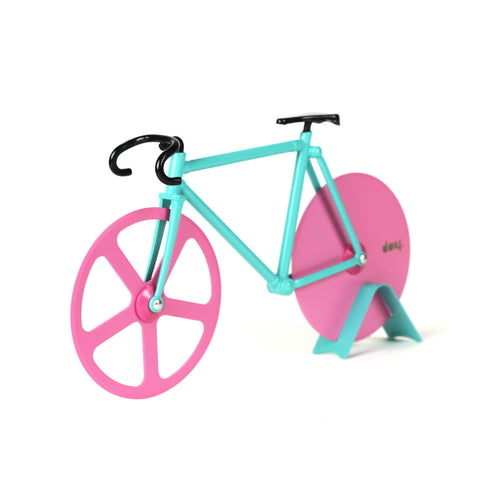 Fixie Pizza Cutter - Watermelon - Work Home Play