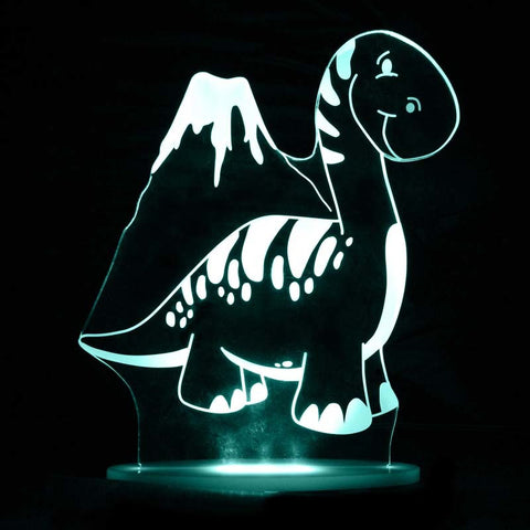 My Dream Lights - Dinosaur - Work Home Play