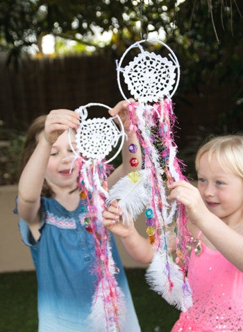 Create your own DreamCatcher Kit - Work Home Play
