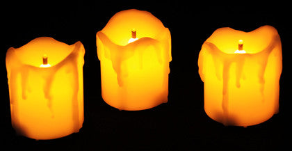 Candle Flameless LED Flickering (Set of 2)