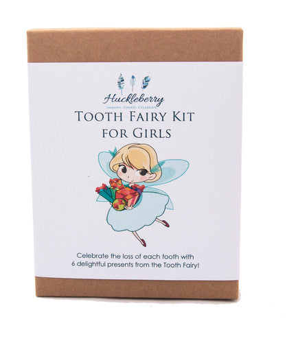 Tooth Fairy Gift Set for Girls