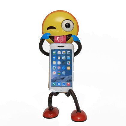 Mobile Phone Holder - Good Times! - Work Home Play