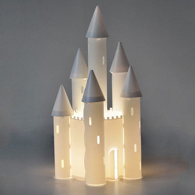 Castle LED Lamp - Work Home Play