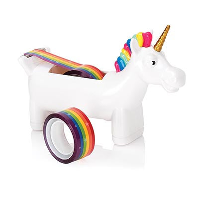 Unicorn - Sticky Tape Dispenser - Work Home Play