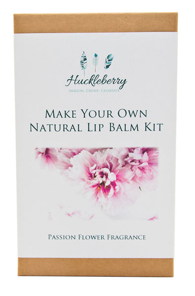 Make your Own - Lipbalm Party Kit - Work Home Play