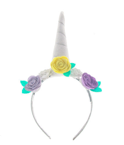 Unicorn Headband - Create your Own! - Work Home Play