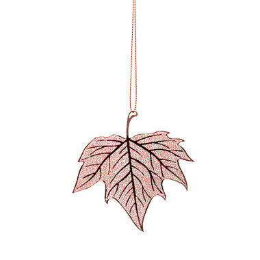 Copper Maple Leaf - Work Home Play