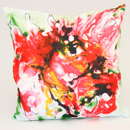 Whispy Autumn Cushion Cover 45x45cm - Work Home Play