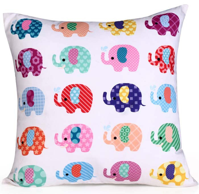 Cushion Elephants
