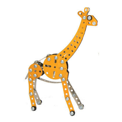 Giraffe - Metal Do It Yourself Kit - Work Home Play