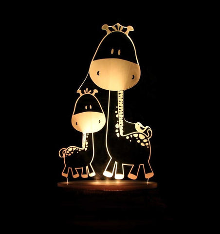 My Dream Lights - Giraffe - Work Home Play