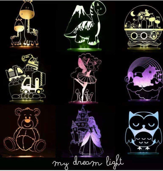 My Dream Lights - Ark - Work Home Play