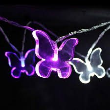 String Lights - Butterfly (Electric) - Work Home Play