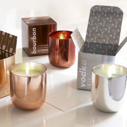 Pop Candle - Bourbon - Work Home Play