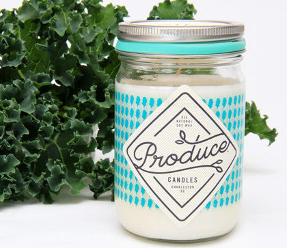 Candle Soy Wax - Kale Produce