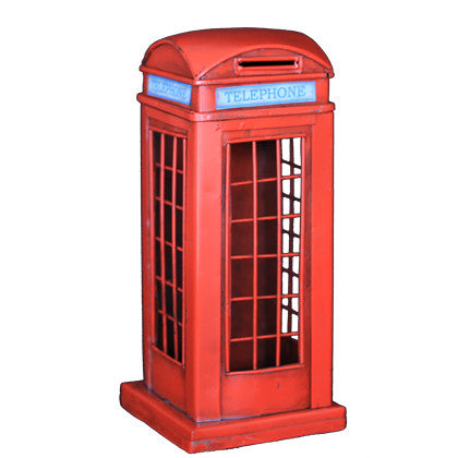 Money Box - Red Telephone