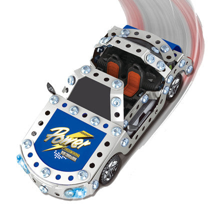 Build It - Remote Control Racing Car - Work Home Play