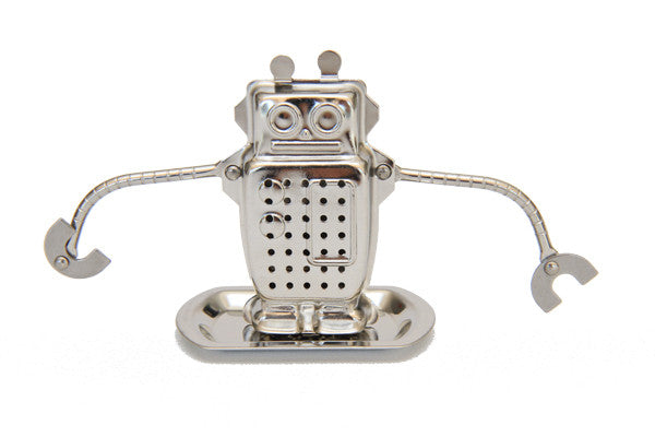 Robot Man Tea Infuser - Work Home Play