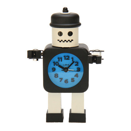 Alarm Clock - Robot - Work Home Play