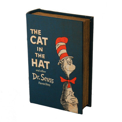 Book Box - The Cat in the Hat (Dr Seuss) - Work Home Play