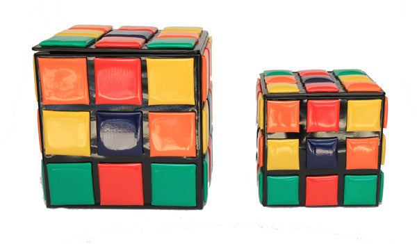 Cube Storage Boxes - Work Home Play