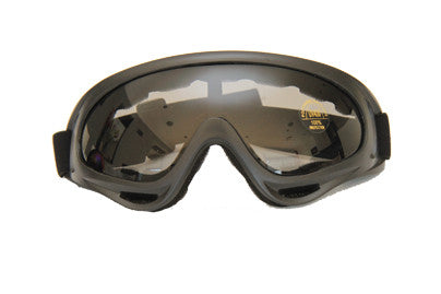Sports Goggles - Black Tint - Work Home Play