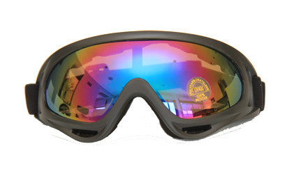Goggles Sports - Mirror Tint - Work Home Play