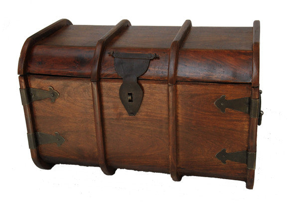 Chest - Timber Steamer Trunk