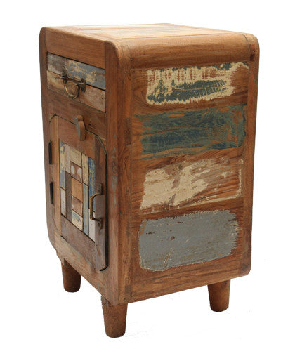 Cabinet Recycled Timber - Work Home Play