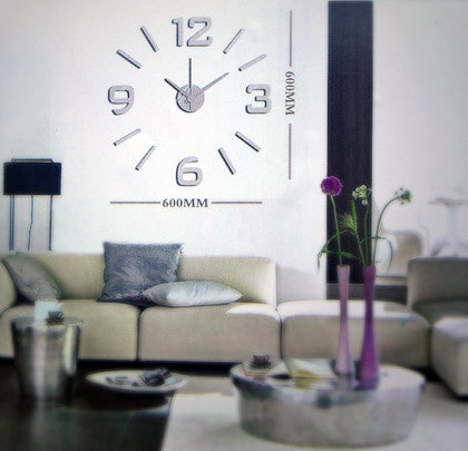 Wall Clock - Do It Yourself - Work Home Play