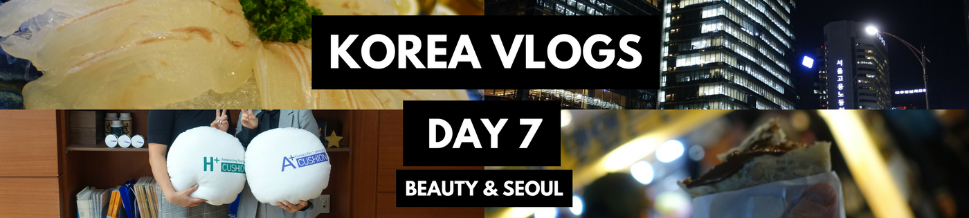 KOREA VLOGS DAY 7: A Morning with Troiareuke