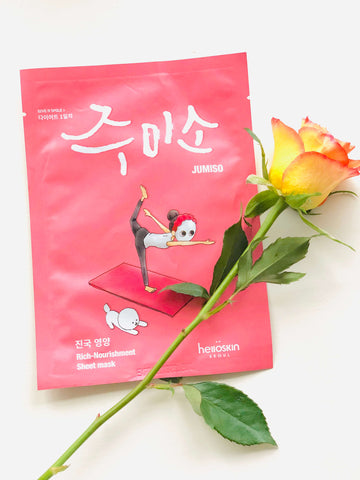 Buy Jumiso Rich Nourishment Sheet Mask