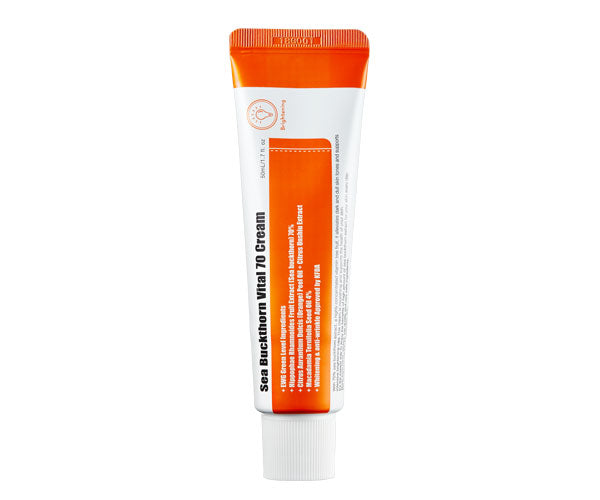Moisturisers - PURITO Sea Buckthorn Vital 70 Cream