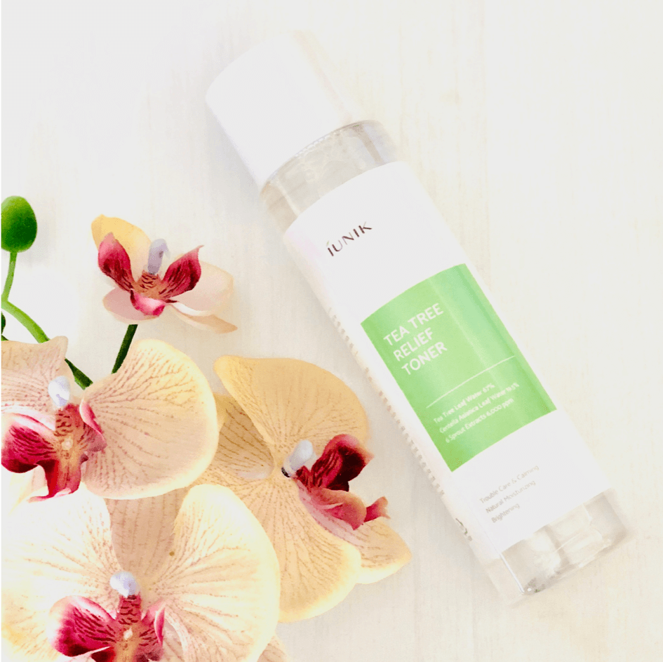 Toners - iUNIK Tea Tree Relief Toner