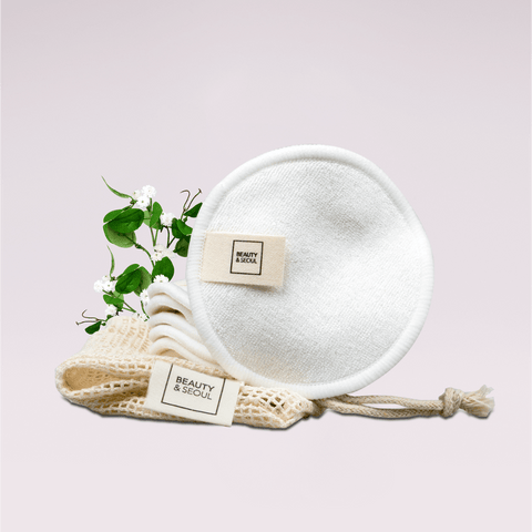 Buy BEAUTY & SEOULRe-usable Bamboo Cotton Pads
