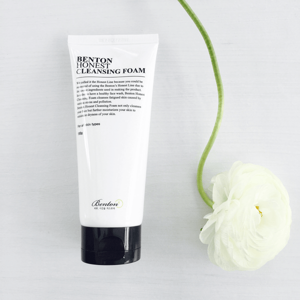 Cleansers - BENTON Honest Cleansing Foam