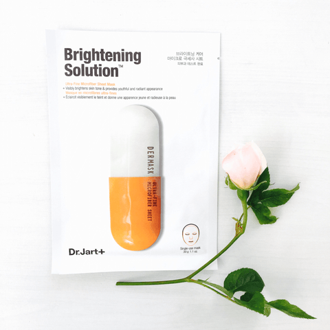 Sheet Masks - DR.JART+ Dermask Micro Jet Brightening Solution Sheet Mask