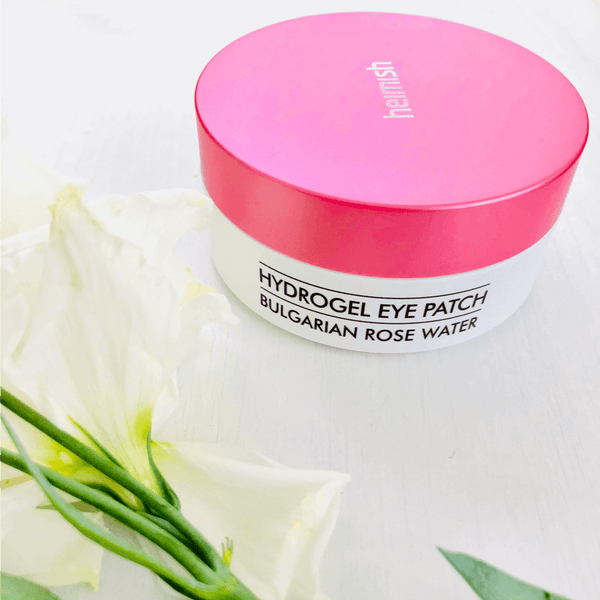 Eye Cream - HEIMISH Bulgarian Rose Hydrogel Eye Patch