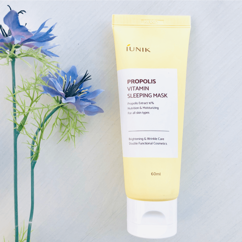 Masks - iUNIK Propolis Vitamin Sleeping Mask