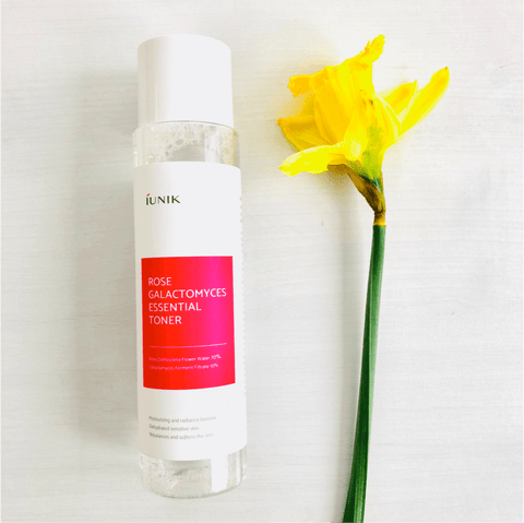 Toners - iUNIK Rose Galactomyces Essential Toner