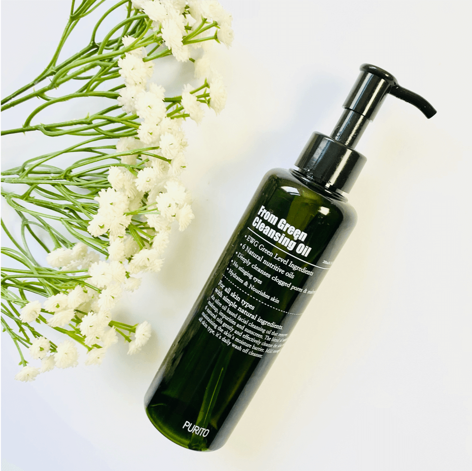 Cleansing Oils & Balms - PURITO From Green Cleansing Oil