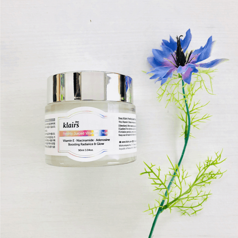Moisturisers - KLAIRS Freshly Juiced Vitamin E Mask