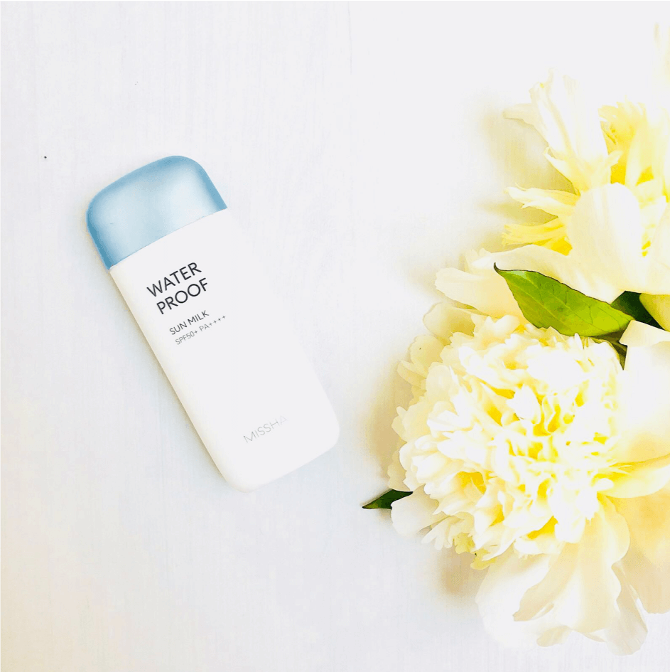 Suncream - MISSHA All Around Safe Block Waterproof Sun Milk