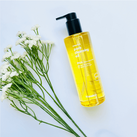 Cleansing Oils & Balms - HANSKIN Pore Cleansing Oil [PHA]